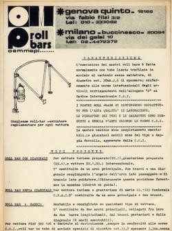 OMP Rollbars