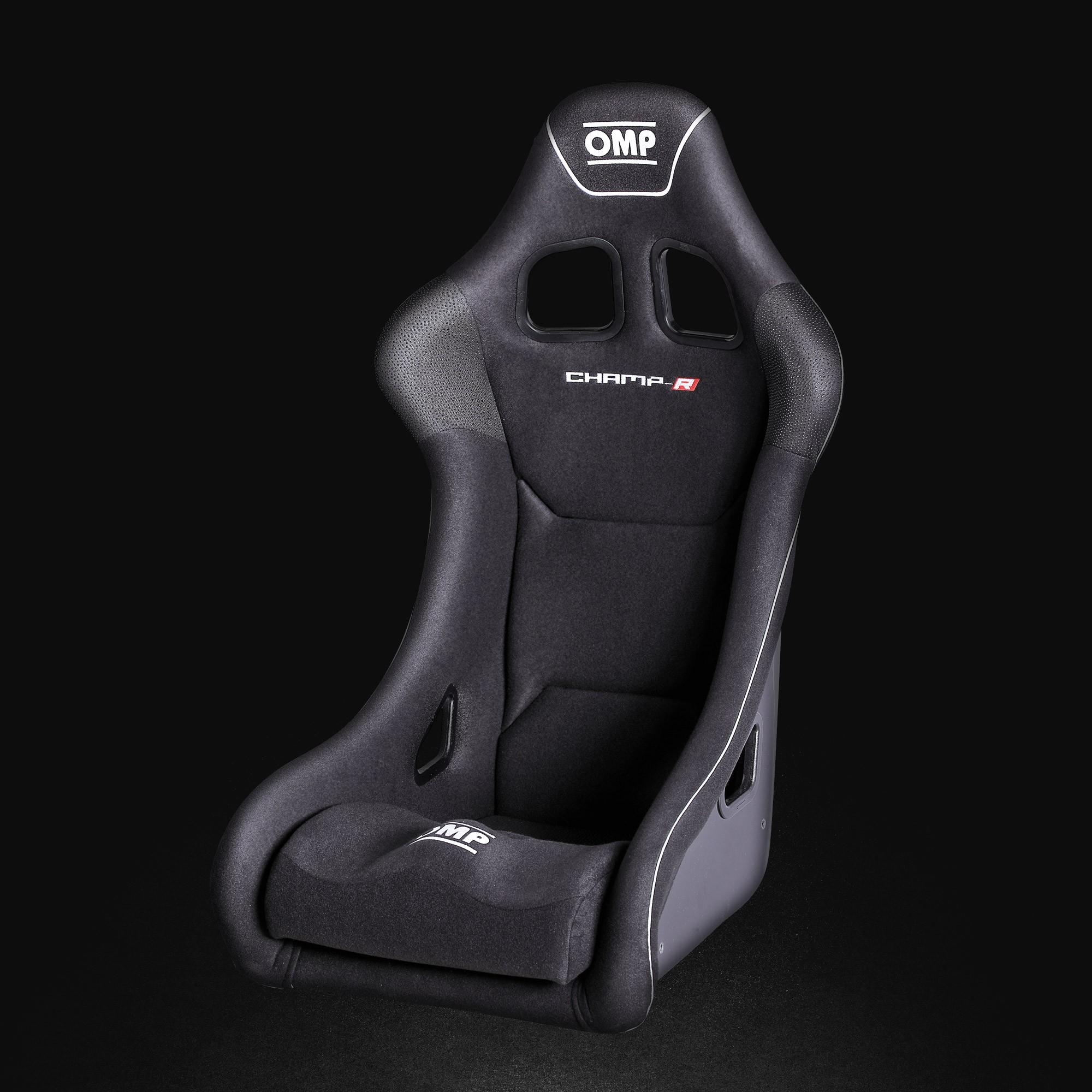 Fiberglass racing seats - CHAMP-R