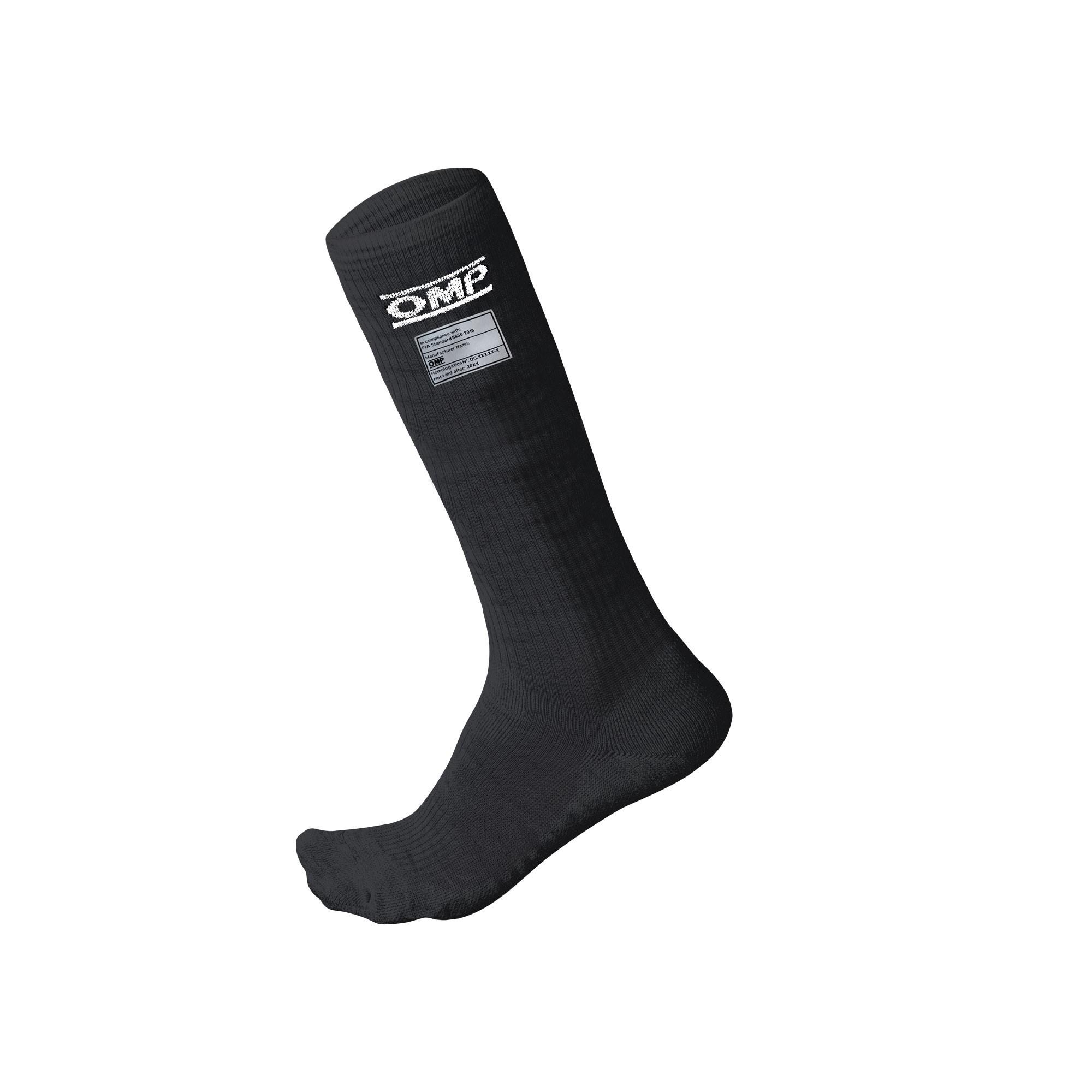 ONE Socks Black my2021