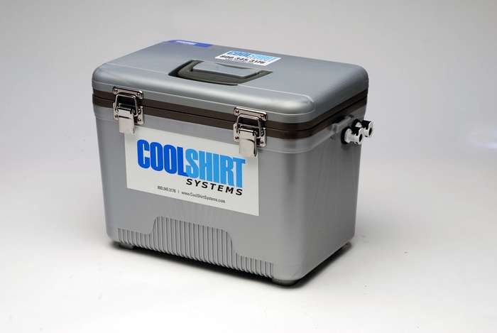 COOLING SHIRT BOX SYSTEM