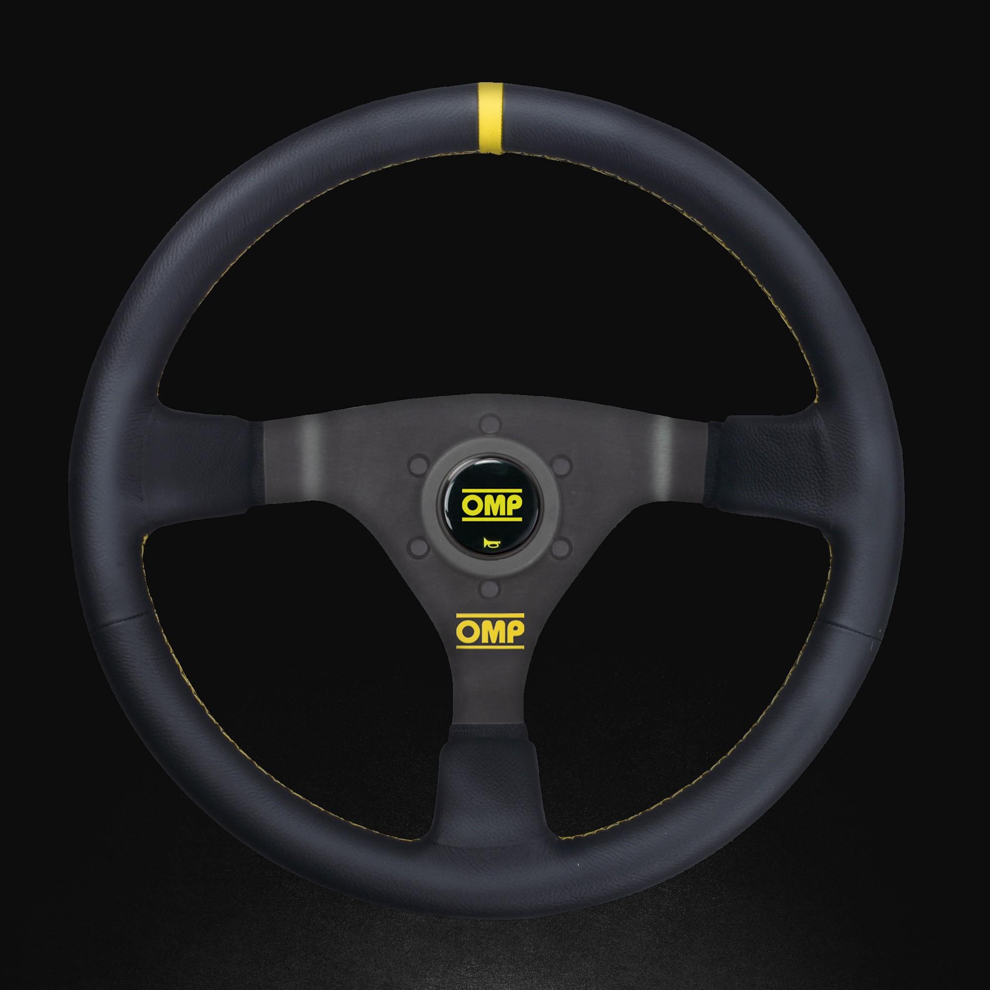 Racing steering wheel - WRC